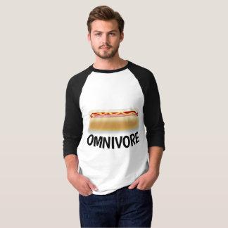 ALLESFRESSER lustige Fleisch-Esser-T - Shirts