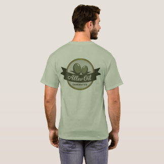 Allev (Olive) Öl T-Shirt