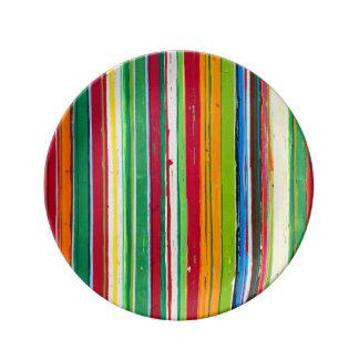 Allgemein Salat-Platte Porzellanteller