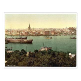 Allgemeine Ansicht, Cl Kiels, Schleswig-Holstein, Postkarte
