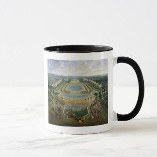 Allgemeine Ansicht des Chateaus Tasse