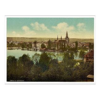 Allgemeine Ansicht vom Hotel, Constance (d.h. Postkarte