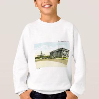Allgemeine Bibliotheks-und Staats-Hauptstadt, Sweatshirt