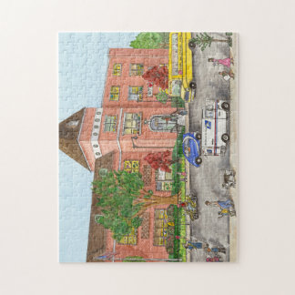 Allgemeine Schule 104 in Brooklyn Puzzle