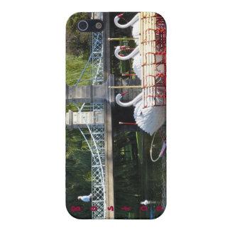 Allgemeiner Garten Bostons iPhone 5 Fall Hülle Fürs iPhone 5