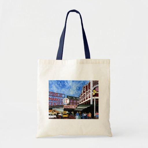 Allgemeiner Markt-Mitte Einkaufstaschen