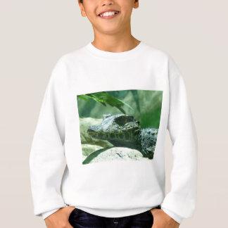 Alligator, Caiman Sweatshirt