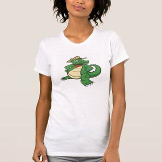 Alligatoranstifter (Solo) • Mädchen-T - Shirt (M)