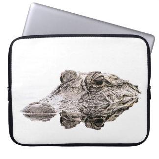 Alligatorlaptop-Hülse Laptopschutzhülle