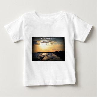 ALLIGATORpunkt, FLORIDA Baby T-shirt