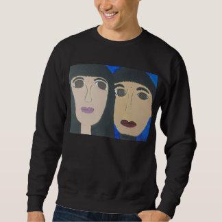 Allmächtige Paare Sweatshirt