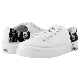 allwhite Turnschuhe Niedrig-geschnittene Sneaker