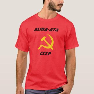Alma Ata, CCCP, Almaty, Kasachstan T-Shirt