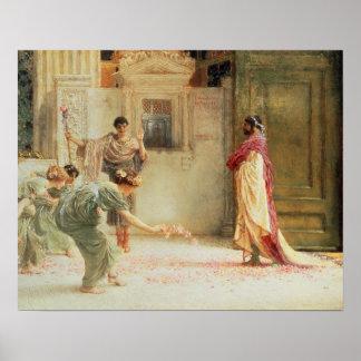 Alma-Tadema   Caracalla: ANZEIGE 211, 1902 Poster