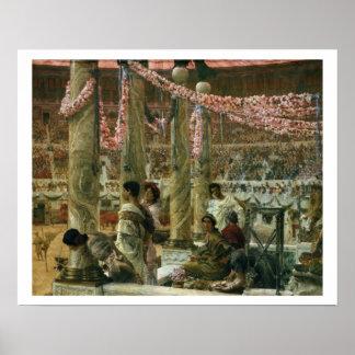 Alma-Tadema   Caracalla und Geta, 1907 Poster