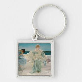 Alma-Tadema | fragen mich nicht mehr, 1906 Schlüsselanhänger