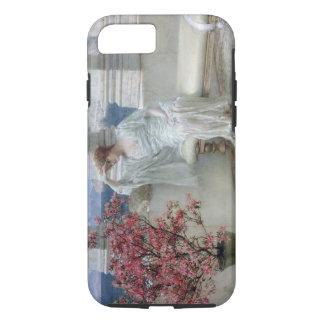 Alma-Tadema | ihre Augen sind mit ihrem thoughts� iPhone 8/7 Hülle
