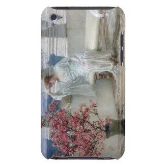 Alma-Tadema | ihre Augen sind mit ihrem thoughts� iPod Touch Case-Mate Hülle
