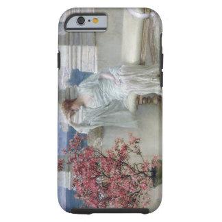 Alma-Tadema | ihre Augen sind mit ihrem thoughts� Tough iPhone 6 Hülle