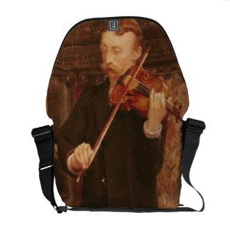 Alma-Tadema | Maurice Söhne, welche die Violine Kuriertasche