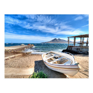Almería, La Isleta Del Moro | Mrz Mediterráneo Postkarte