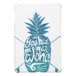 Aloha Ananas-Surfbretter iPad Mini Hülle
