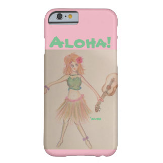 Aloha! Barely There iPhone 6 Hülle