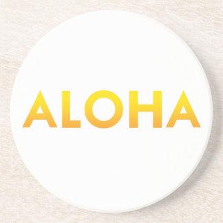 ALOHA Druck Mauis Hawaii Untersetzer