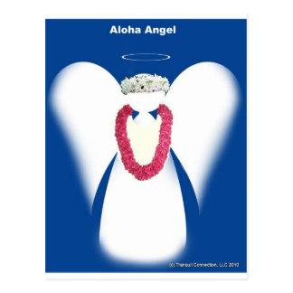 Aloha Engel Postkarten