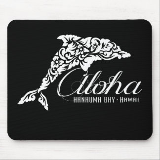 Aloha Hawaii-Delphin Mauspads