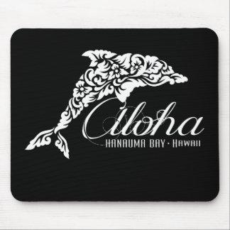 Aloha Hawaii-Delphin Mousepad