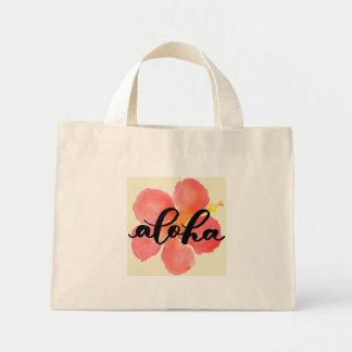 Aloha Hibiscus Tote Bag