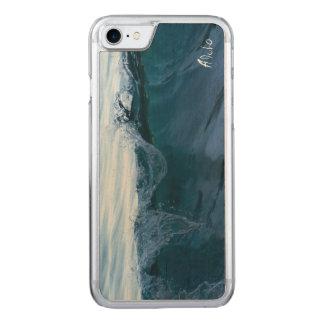 Aloha Holz - iPhone 7/8 Fall Carved iPhone 8/7 Hülle