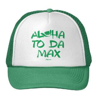 Aloha nach DA maximal (Grün) Mützen