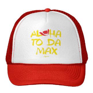 Aloha nach DA maximal (rot) Kultmütze