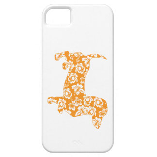 Aloha orange Dackeln Etui Fürs iPhone 5