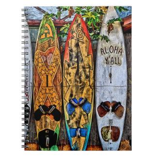 Aloha Sie Notizbuch