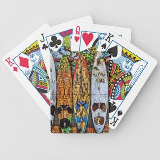 Aloha Sie Spielkarten