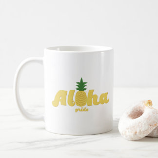 Aloha Stolz-Hawaiianer-Kaffee Tasse