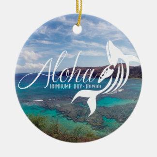 Aloha von Hawaii Keramik Ornament