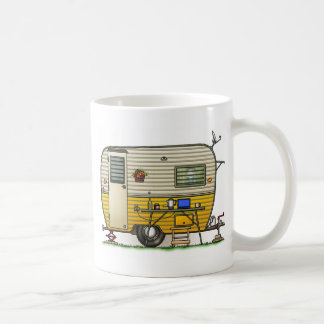 Aloha Wohnwagenanhänger Kaffeetasse