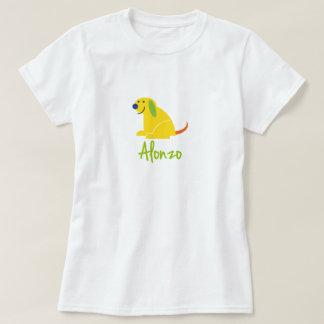 Alonzo Liebe-Welpen T-Shirt