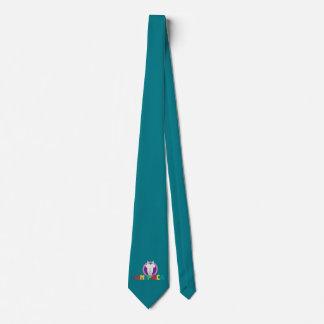 Alpaka-Einhorn Unipaca Z4srx Krawatte