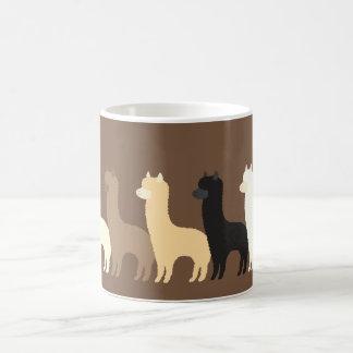 Alpaka Kaffeetasse