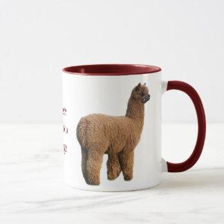 Alpaka-Magie-Tasse Tasse