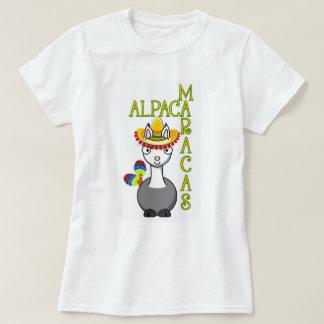 Alpaka Maracas T-Shirt