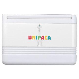 Alpaka-Regenbogen-Einhorn Z0ghq Kühlbox