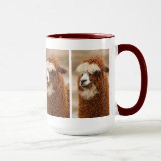 Alpaka-Tassen - wählen Sie Art u. Farbe Tasse