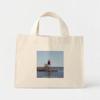 Alpena Hafen-Leuchtturm-kleine Tasche