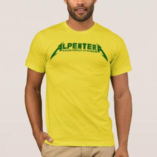 Alpentera grünes Logo! T-Shirt